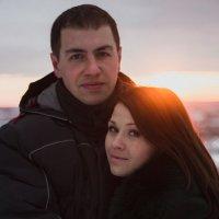 Кирилл и Ольга :: Nastie Zaytceva