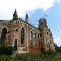 Церковь святой Марии :: наталья калета