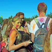 Северодвинск. Фестиваль красок. Взгляд :: Владимир Шибинский