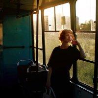 Последний трамвай :: Екатерина Постонен