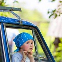 в любимом авто) :: Alina Kish