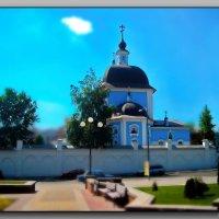 Марфо-Мариинский женский монастырь г.Белгород :: Людмила Богданова (Скачко)
