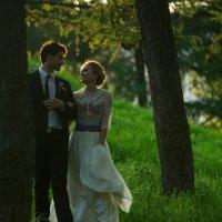 лесная свадьба :: Даша Савельева