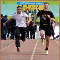Ударим бегом по алкоголю :: Андрей Заломленков