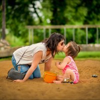 Мама Единственный человек на свете,который любит тебя искренне. :: Галина Мещерякова