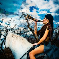 От неба до неба :: Катерина Демьянцева
