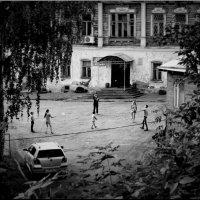 Дворик! :: Владимир Шошин