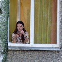 в окне :: Александр Прокудин