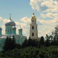 в Серафимо-Дивеевском монастыре :: Сергей Цветков