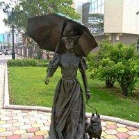 Дама с собачкой. :: cfysx