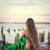 Mermaid dreams :: Алла Перькова