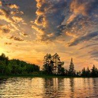 На Ковжском озере :: Валерий Талашов