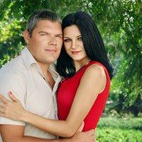 Юлия и Антон :: Сергей Лукин