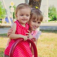 Лето,сестрички :: Наташа Муртазаева