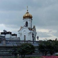 Церковь Спаса Преображения в комплексе храма Христа Спасителя. :: Александр Качалин