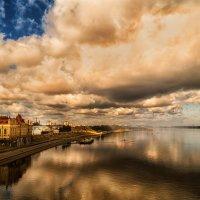 Тучи над городом :: Smirnov Aleksey Смирнов