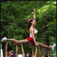 Вольные упражнения на свежем воздухе :: Алексей Патлах
