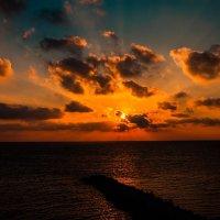 Закат в Анапе :: Рома Фабров