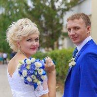 Елена и Денис 1 :: Василий Гущин