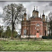 Преображенская церковь :: Natalia Mihailova