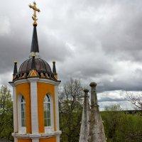 Село Красное :: Natalia Mihailova