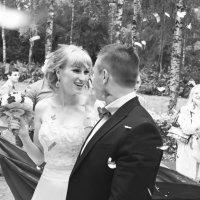 Свадьба Димы и Кати :: Елена Осипова