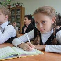 Школьные будни :: Светлана Киклевич