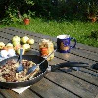 Грибы с картошкой хороши! :: натальябонд бондаренко