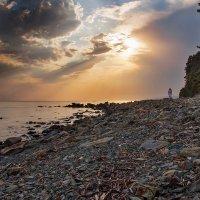 Вдоль берега :: Владимир Бегляров