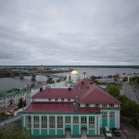 Благовещенский монастырь. Семинария. :: Владимир Пасынков