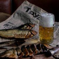 пиво, омуль :: Tatyana Belova