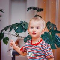 малыш :: Ольга Кошевая