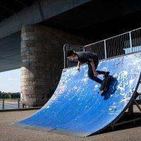 Скейт-это не только трюки... :: Мария Солунина