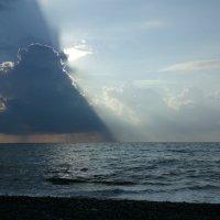 Над морем :: Ирина