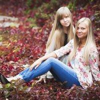 Сёстры..... :: Елена Семёнова