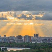 Вид из окна :: Владимир Поляков