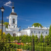 Спасо-Ефросиниевский женский монастырь.Полоцк. :: Александр Рамус