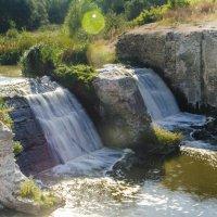 Старая плотина на Кундрючьей :: Александр Жемчугов