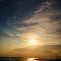 Закат на море :: Olga Photo