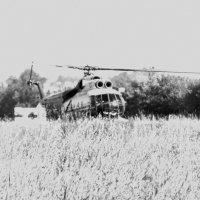 Вертолёт :: Сергей Черепанов