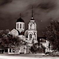 Храм Святого апостола Андрея Первозванного (Воронеж) :: Oleg Akulinushkin