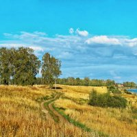 Дорога вдоль моря :: Дмитрий Конев