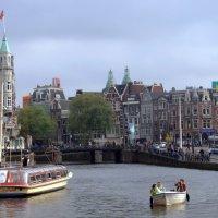 Вспоминая прекрасный Амстердам... :: Юрий Поляков