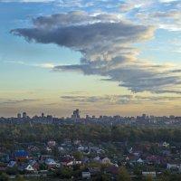 Облако :: Арсений Корицкий