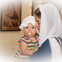Мать и дочь. :: Дмитрий С... .
