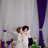 Свадебные ангелы :: Дарья Орехова