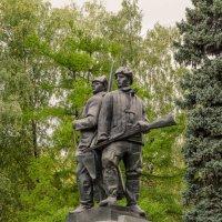 Памятник Героям :: Дмитрий Крыжановский
