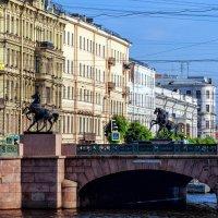 Аничков мост :: Евгений Никифоров
