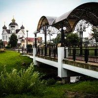 Спасо-Преображенская церковь в Сморгони. Беларусь. :: Nonna