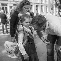 Первый раз в первый класс... :: Ирина Данилова